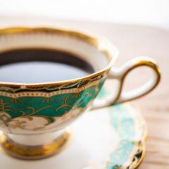 コーヒー [ホット・アイス] 420円+税